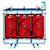 供应三相SCB10-315KVA树脂浇注干式配电变压器
