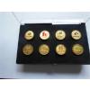 供应上海徽章厂家专业定做金属徽章、房地产烤漆徽章定制