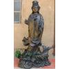 供应铜佛像雕塑制作,翰鼎金属雕塑专业平台