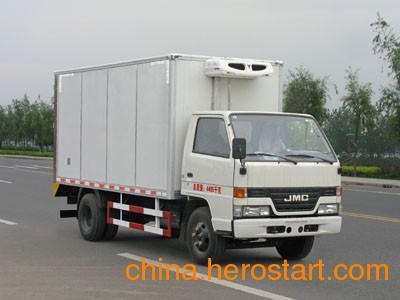 供应药品冷藏车