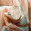 专业的网眼布,松源针织供应 高档单层网眼布