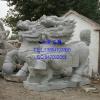 供应石雕麒麟厂家价格|青石五莲红石雕麒麟|莒南石雕麒麟