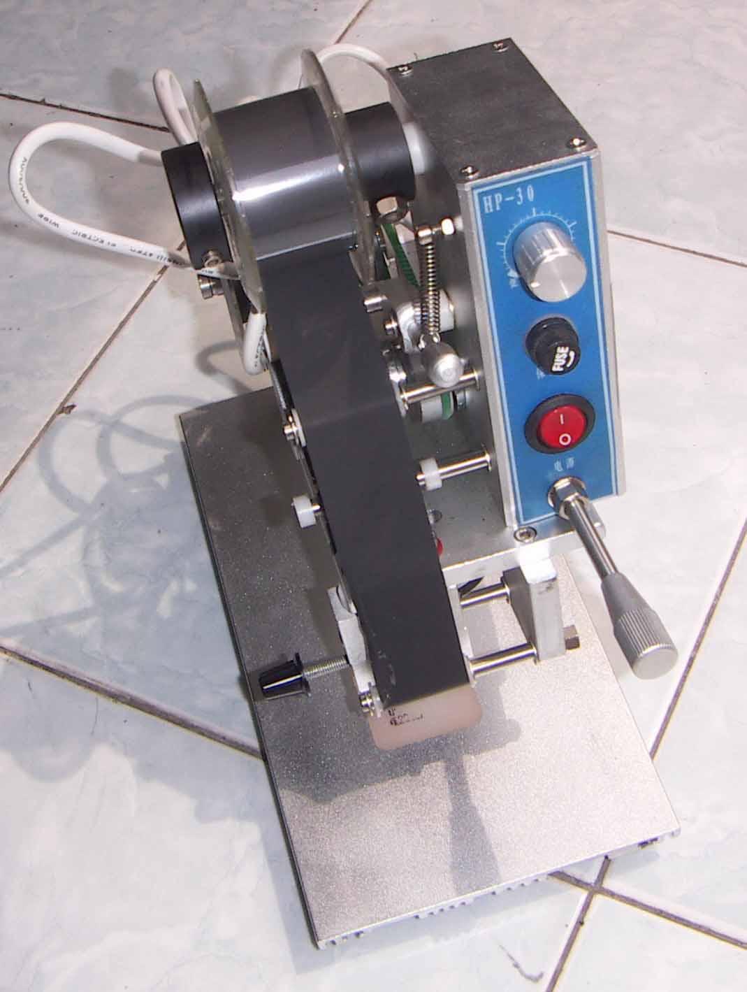手动小型打码机