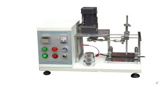 供应电线电缆外套耐刮磨试验机