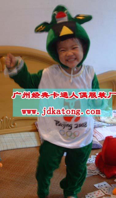 供应儿童表演服装-妮妮