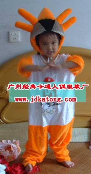 供应儿童表演服装-迎迎