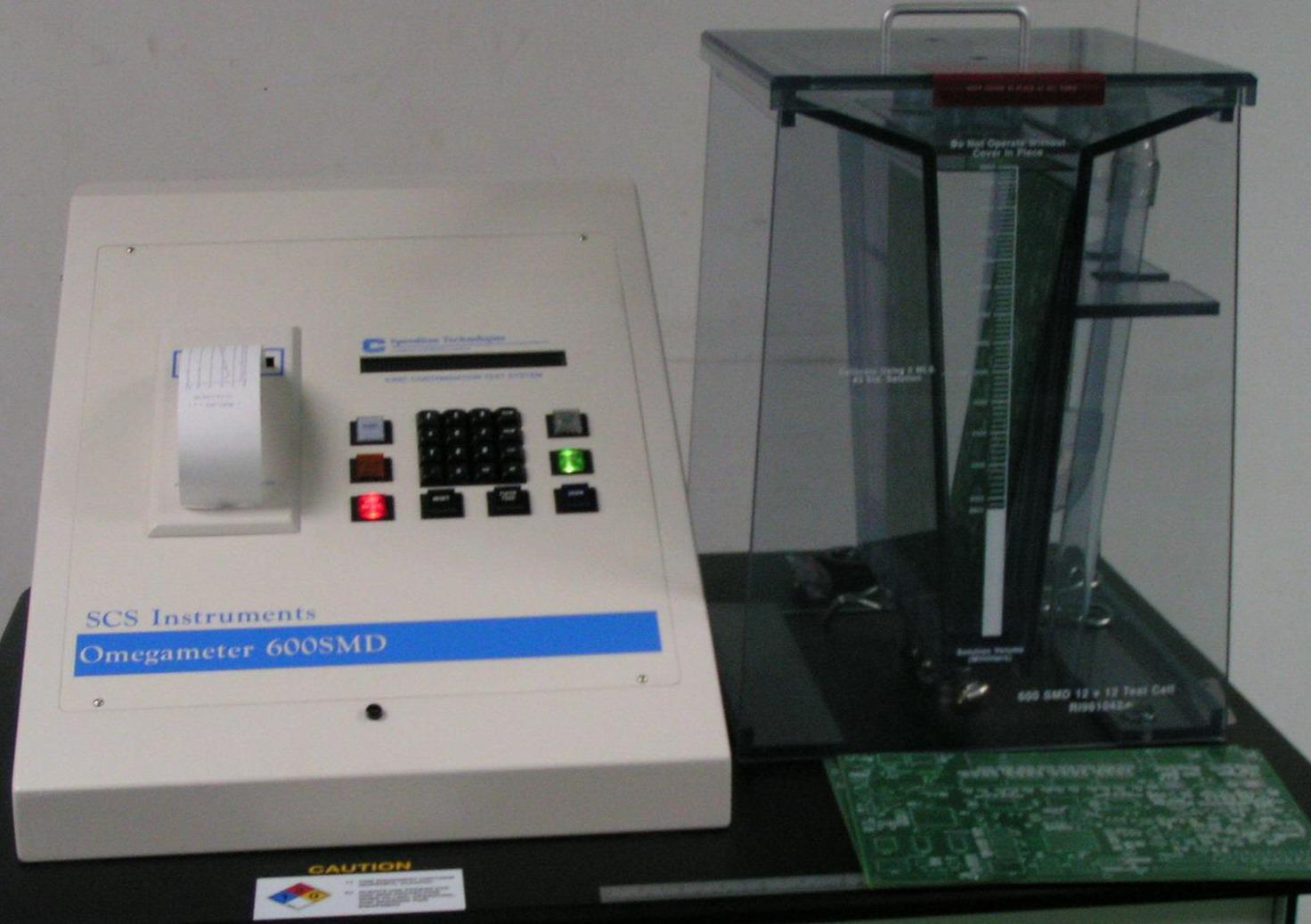 供应美国OMEGA离子污染测试仪600SMD