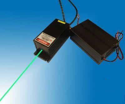 供应绿光点状激光器