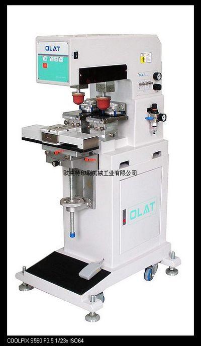 供应安阳双色直推式油盅移印机,安阳穿梭移印机