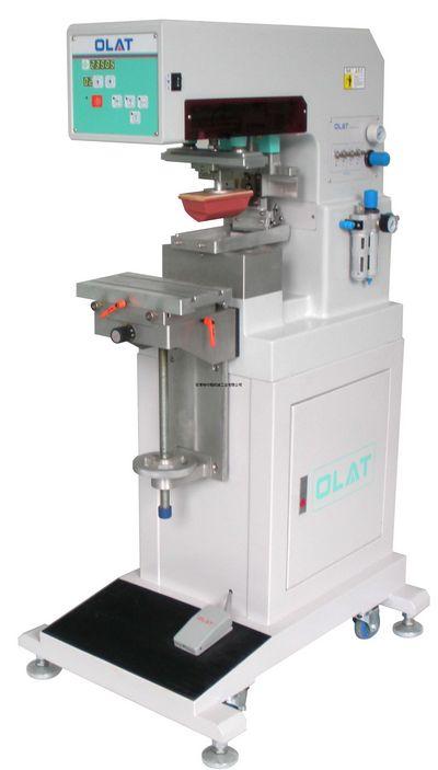 供应张家口圆面丝印机、手动曲面丝网印刷机