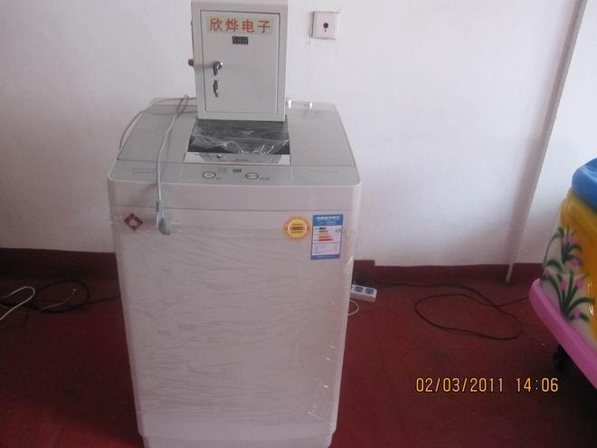 供应福建自助投币洗衣机