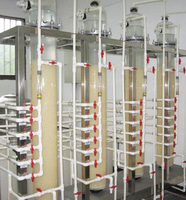 供应玻璃离子交换柱