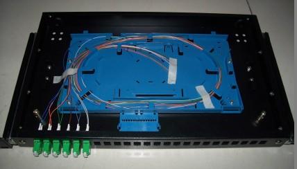 供应康普光纤跳线光纤配线架专业销售深圳方向明