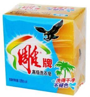 供应批发低价 雕牌洗衣皂 雕牌洗衣粉 立白洗
