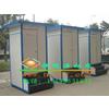 供应成都移动厕所环保打包厕所机械移动卫生间