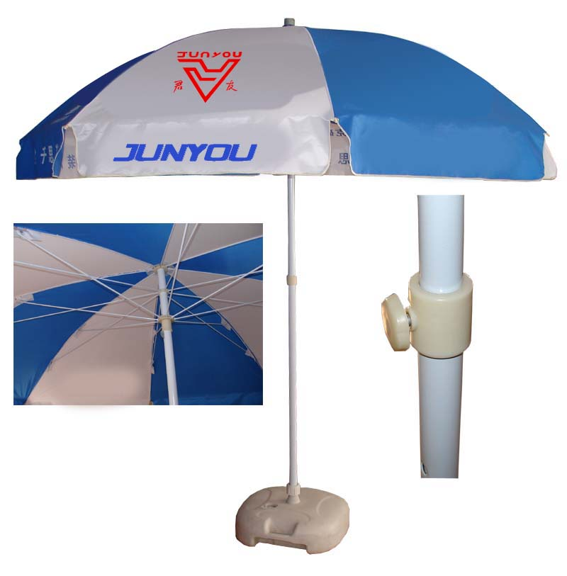 供应西安广告伞太阳伞专业定做购买