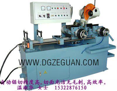 供应裁管机 金属切割机 型号锯床工厂