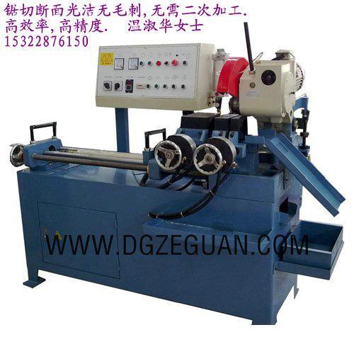 供应广东无缝钢管切割机 金属圆锯机