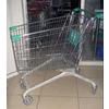 供应购买超市购物车 超市专用人字形购物车 规格110升-120升现货供应