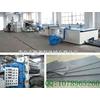 供应塑料建筑模板生产线压制塑料板生产机械设备