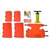供应WJ-FT-07真空夹板(七件套)、负压骨折保护气垫、肢体固定气囊、负压夹板