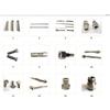 供应高难度异形非准件T型螺丝螺丝及圆螺母