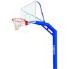 供应HD-2104A单臂钢化板篮球架