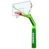 供应HD-2103A单臂钢化板篮球架