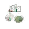 供应HD-2062B墙壁侧折叠式钢化板篮球架