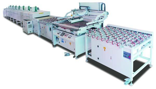 供应全自动彩晶玻璃生产线