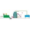 供应污泥处理设备和污泥烘干处理设备
