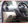 供应优派克汽车指纹一键启动智能防盗系统