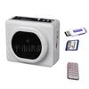 供应带遥控收音USB插卡音箱UMAM-363