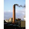 供应电厂、焦化厂、化工厂、钢铁厂烟囱刷航标
