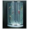 供应【弧形淋浴房卫浴玻璃】推广州嘉颢特种玻璃