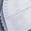 供应印刷信纸,便签纸,表格,报表