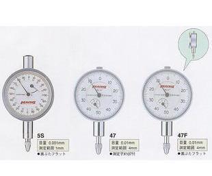 供应日本孔雀PEACOCK--标准式千分表