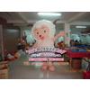 供应深圳卡通气模服装,卡通玩偶,人偶服装