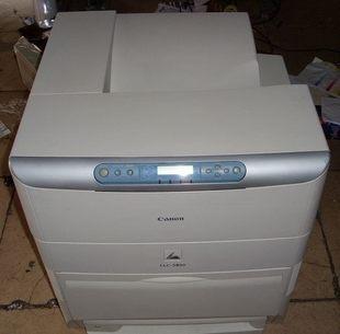 供应佳能CLC5900 二手彩色打印机