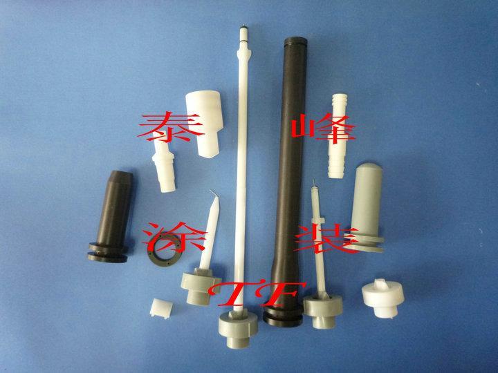供应销售日本安本粉末静电喷枪各种消耗零配件