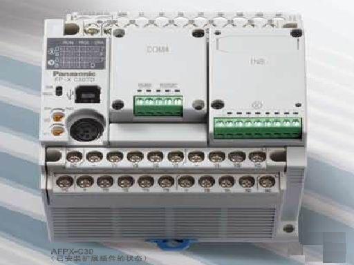 供应松下变频器 三菱plc