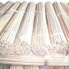 供应天然印尼藤条磨光藤