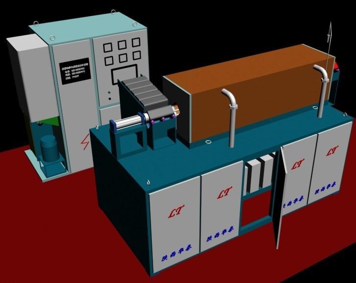 供应 加热炉,中频炉,中频透热炉,西安电炉