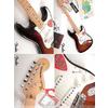 供应普及练习琴 中高档单板民谣 电箱吉他