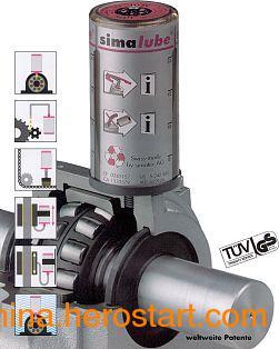 供应simalube轴承自动注油器