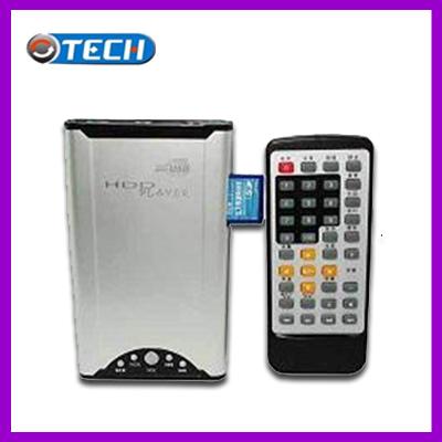 供应厂家直供多功能硬盘播放器VOB/XVID