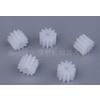 供应微型电机塑料齿轮,0.5模数,11齿
