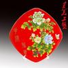供应中国红瓷笔醴陵红瓷价格中国红瓷笔醴陵红瓷