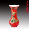 供应中国红瓷笔醴陵红瓷价格茶具
