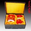 供应中国红瓷笔醴陵红瓷价格茶具中国红瓷